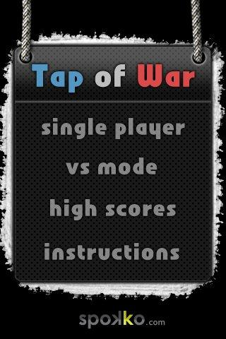 Tap of War - screenshot