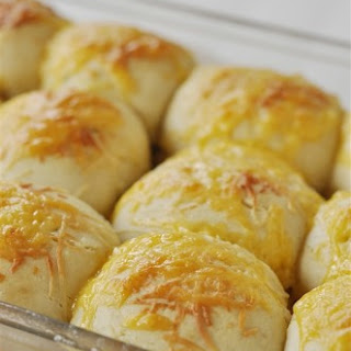 Herbed Cheese Rolls – 30 Minute Rolls