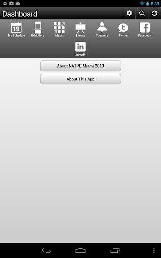 【免費書籍App】NATPE Miami 2013-APP點子