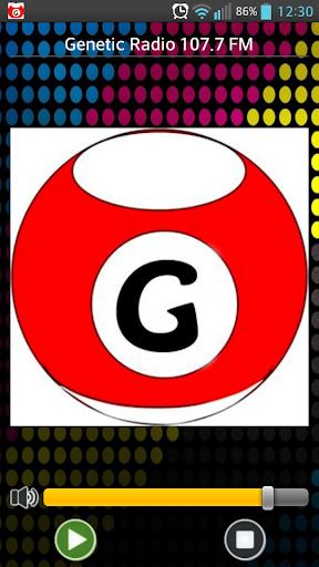 Genetic Radio 107.7 FM