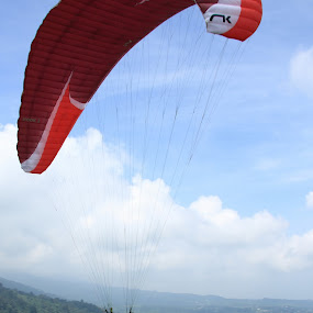 honey, i fly... by Rully Kustiwa - Sports & Fitness Other Sports ( fly, glide, sport, canon eos )