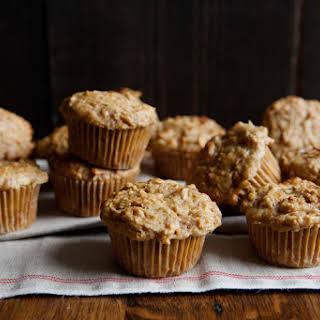 Apple Cheddar Muffins.