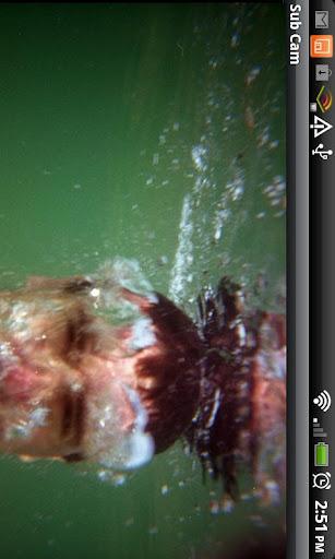 Submarine Camera