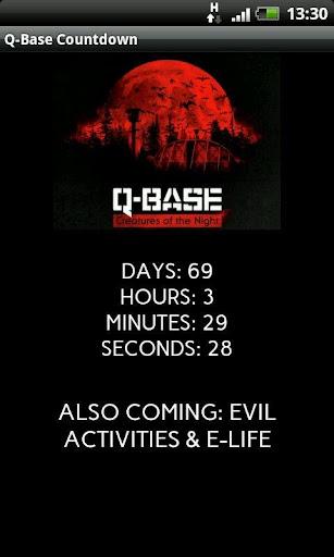 Q-Base 2014 Countdown