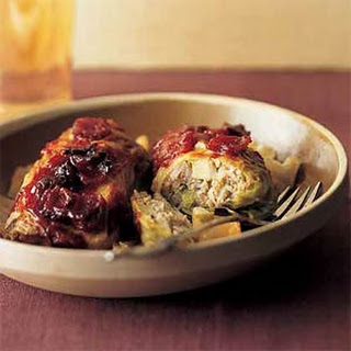Roasted Cabbage Rolls.