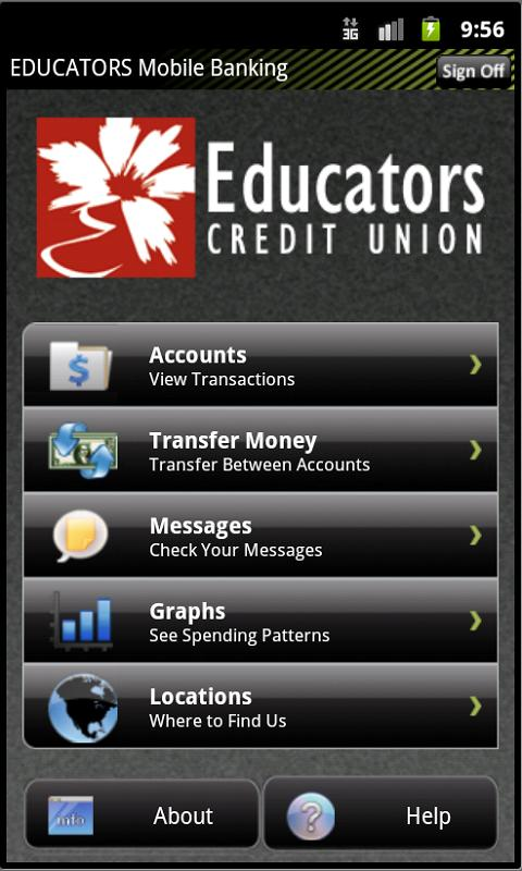 Educators WI Mobile Banking - screenshot