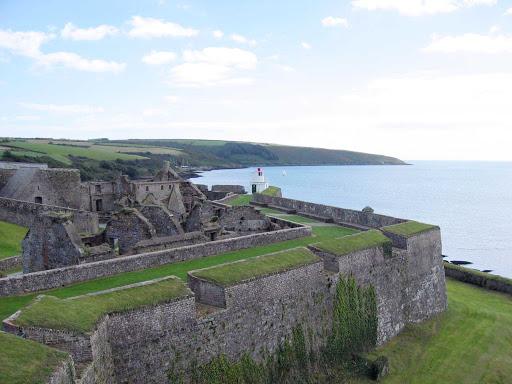 Charles Fort, Kinsale, County Cork, Ireland.