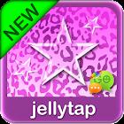 Polka Dots Purple Leopard SMS icon