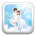 Sweet lovers Live Wallpaper icon