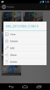 PixWiz - screenshot thumbnail
