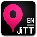 Barcelona Audio Guide JiTT EN logo