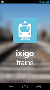 ixigo indian rail train irctc - screenshot thumbnail