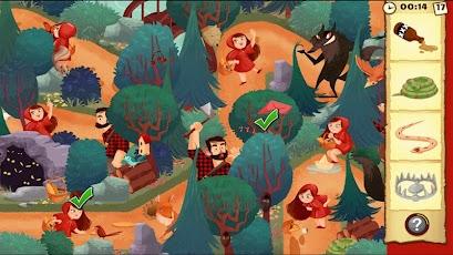 Red Riding Hood Hidden Stories