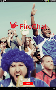 FireChat - screenshot thumbnail