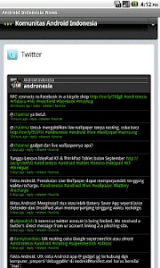 News for Android screenshot 2