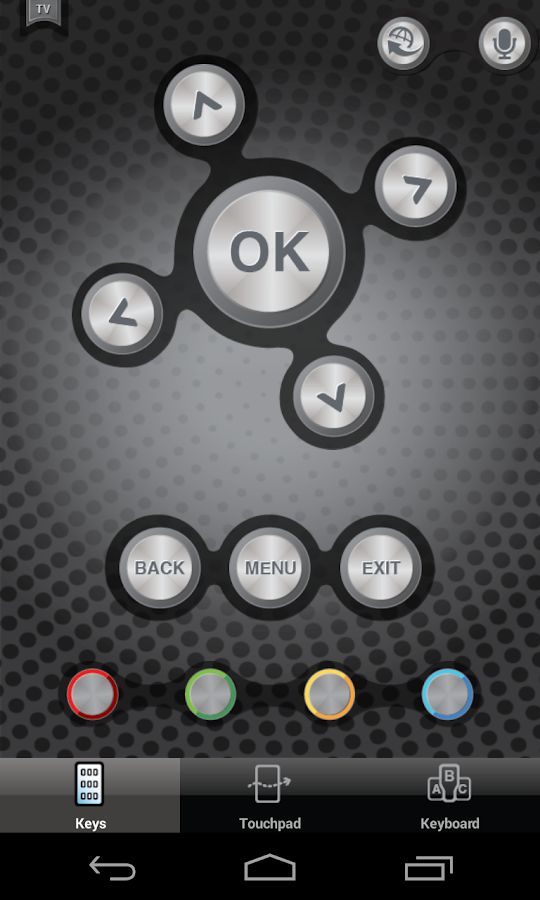 hitachi remote. hitachi smart remote- screenshot remote