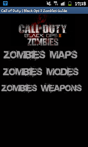 Black Ops 2 Zombies Guide Pro