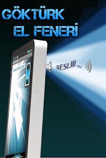 Göktürk El Feneri - screenshot thumbnail