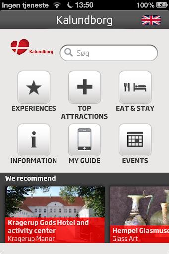 Tourist guide Kalundborg