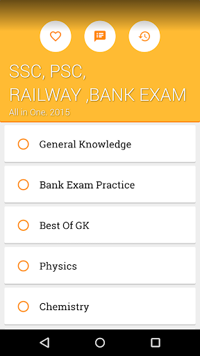 General Knowledge 2015