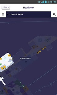Heathrow Airport Guide - screenshot thumbnail