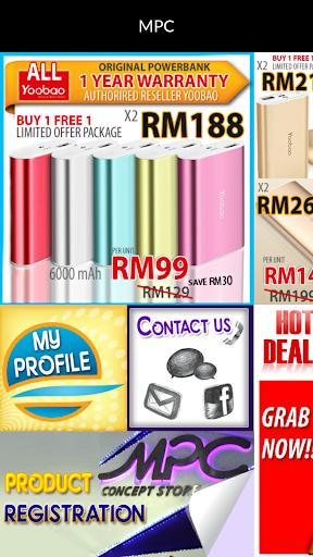 MPC Concept Store