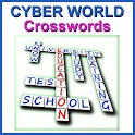 Cyber World Crosswords puzzles icon