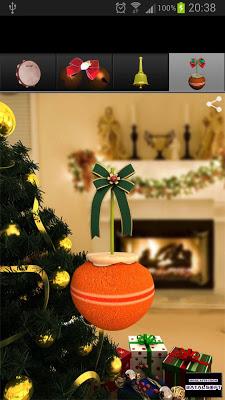 Christmas Instruments HD - screenshot