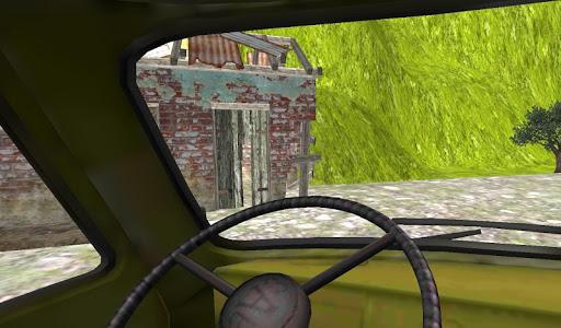 UAZ - Russian cargo 3D