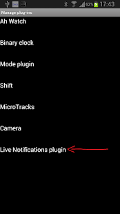 Live Notifications- screenshot thumbnail