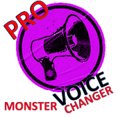 Voice Changer (Monster) PRO