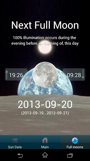 【免費旅遊App】Sun & Moon Pro-APP點子