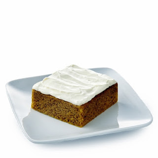 Pumpkin Bars with Truvía® Baking Blend