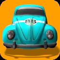 Car Racing Vw Bug Mania AWD 3D icon