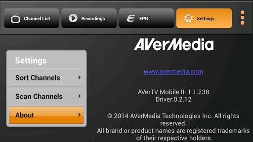 AverTV Mobile II
