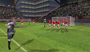 Dream League Soccer app screenshot