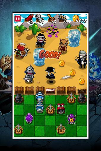 Monster Defense Battle