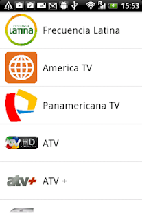 TV Peru Online - screenshot thumbnail