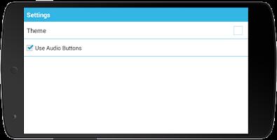 Screenshot of Mobile Gamepad