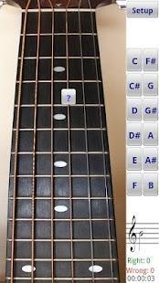 Guitar Fretboard Addict- screenshot thumbnail