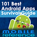 101 Best Android Apps Guide icon