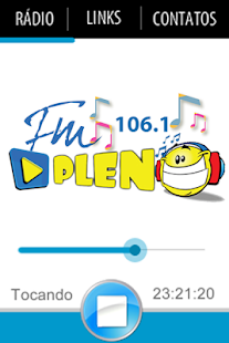 Rádio Pleno Fm- screenshot thumbnail