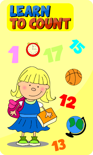 Learn to Count For Kids