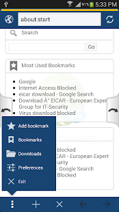 Zscaler SafeBrowser- screenshot thumbnail