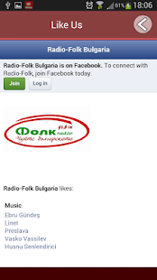 Radio Folk- screenshot thumbnail