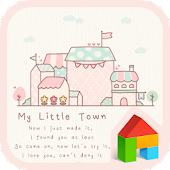 my little town dodol theme