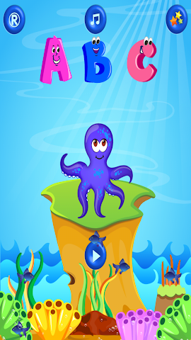 Screenshots for Chifro ABC Kids Alphabet Game