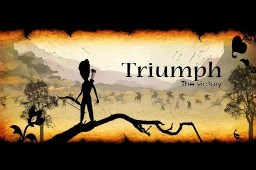 Triumph The Victory