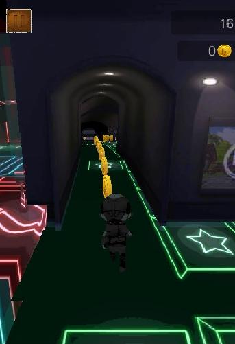 玩動作App|Neon Runner HD 3D Free免費|APP試玩