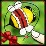 Bugs Circle - Christmas icon
